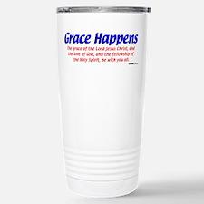 Grace Happens Travel Mug