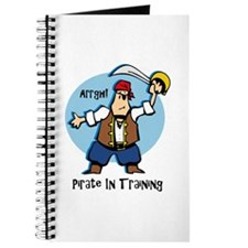 Pirate In Training Journal