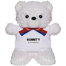 Hannity Teddy Bear