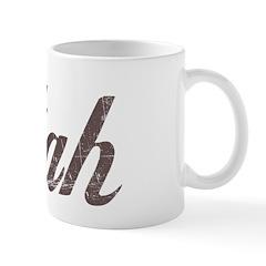 Vintage Utah Mug
