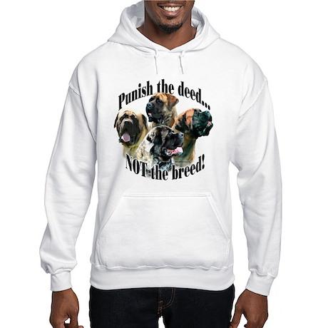 Mastiff (multi) Anti-BSL 3 Hooded Sweatshirt