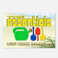 The Essentials... Postcards (Package of 8)