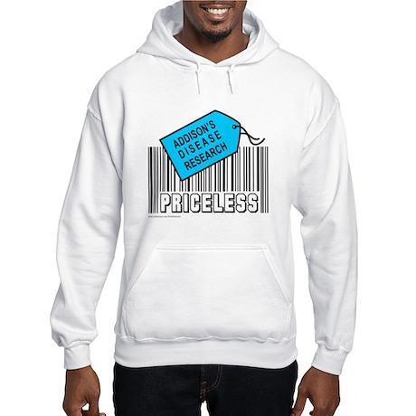 ADDISON'S DISEASE CAUSE Hooded Sweatshirt