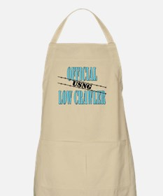 Official USNG Low Crawler (boy) BBQ Apron
