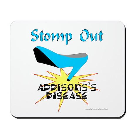 ADDISON'S DISEASE AWARENESS Mousepad