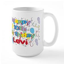 Levi's 10th Birthday Mug
