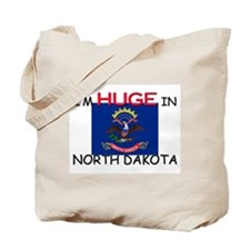 I'd HUGE In NORTH DAKOTA Tote Bag
