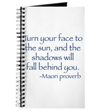 Turn Your Face Journal