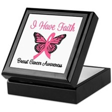 I Have Faith (BCA) Keepsake Box