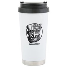 """Half Price Books"" Travel Mug"
