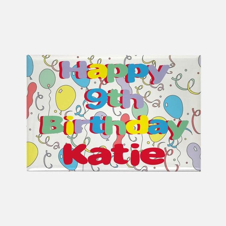 Happy Birthday Katie Magnets