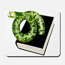 Bookworm Mousepad