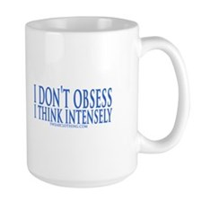 Don't Obsess Mug