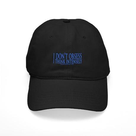 Don't Obsess Black Cap
