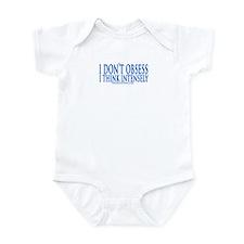 Don't Obsess Infant Bodysuit