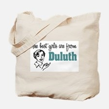 Best Girls Duluth Tote Bag