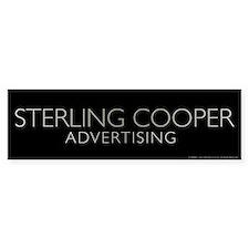 Mad Men Sterling Cooper Bumper Bumper Sticker