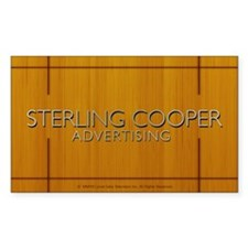 Sterling Cooper Decal