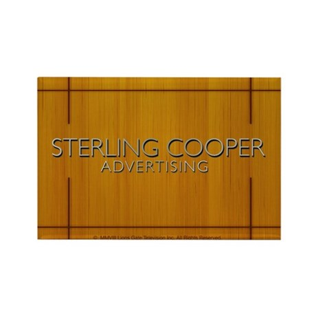 Sterling Cooper Magnet by madmentv