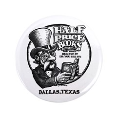 """Vintage HPB"" 3.5"" Button (100 pack"