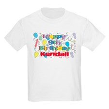 Kendall's 9th Birthday T-Shirt