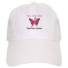 Breast Cancer Hope Baseball Cap