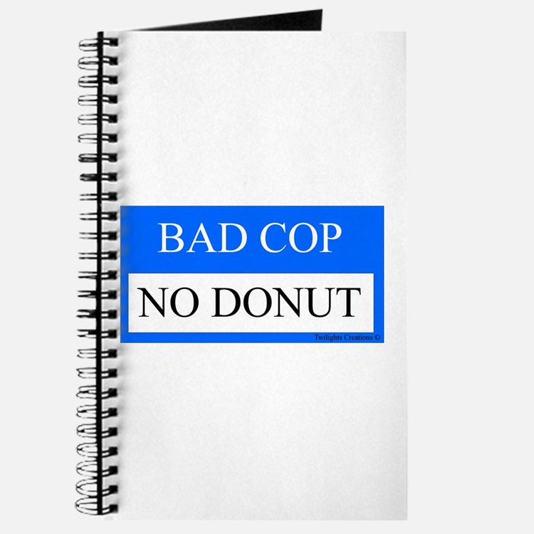 Bad Cop 1 Journal