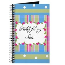 Notes for my Son Pregnancy Diary Journal