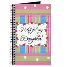 Notes for my Daughter Pregnancy Diary Journal