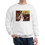 Santa's Samoyed Sweatshirt