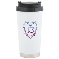 Thirteenth Birthday Travel Mug