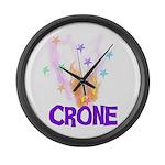 Crone Large Wall Clock