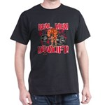 REAL MEN DEADLIFT! - Dark T-Shirt