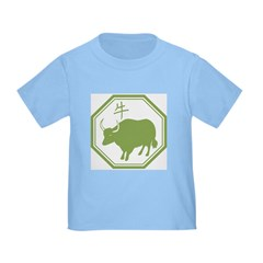 Year of The Ox Sign T