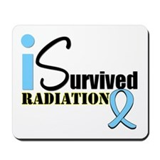Prostate Cancer Radiation Mousepad