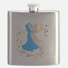 Funny Dance music Flask