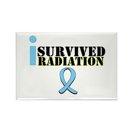 Prostate Cancer Radiation Rectangle Magnet (10 pac