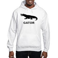 Unique Gator Hoodie