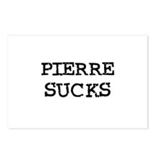 Pierre Sucks Postcards (Package of 8)