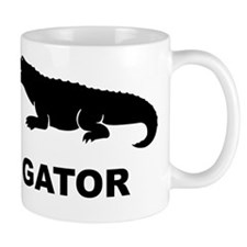 Funny Gator Mug