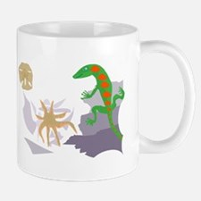 Lizard & Sea Urchins Mug