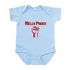 Mello Power Infant Bodysuit