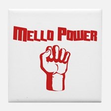 Mello Power Tile Coaster