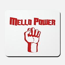 Mello Power Mousepad