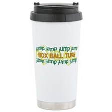 Box Ball Turn Travel Coffee Mug