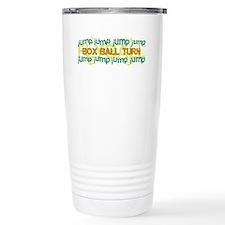Box Ball Turn Travel Mug
