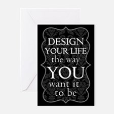 Design Your Life Greeting Cards (Pk of 20)