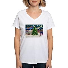 Xmas Magic Papillon (f) Shirt