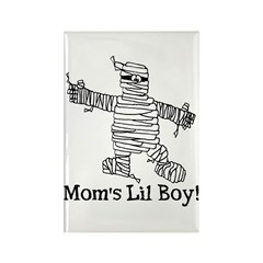 The Mummy's Boy Rectangle Magnet (100 pack)