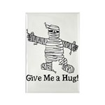 Get a Halloween Hug with this Rectangle Magnet (10